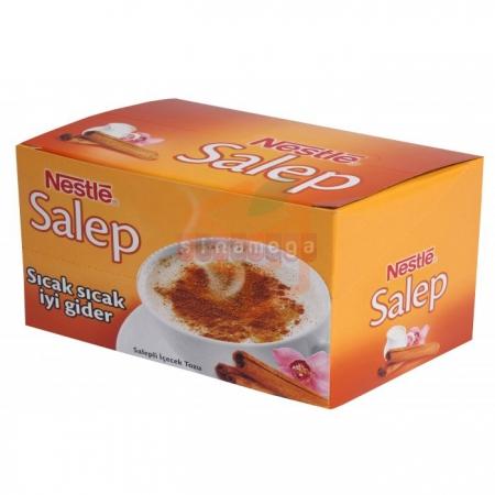 Nestle Salep 17gr - 24lü Paket  | Gıda Ambarı