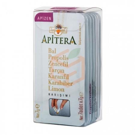 Balparmak Apitera Apizen 7gr(7li)(bal-baharat Karışımı) - 12li Paket  | Gıda Ambarı