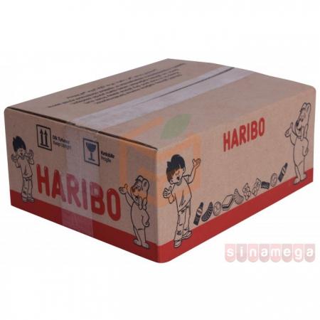 Haribo Solucan (worms) 80gr - 24`lü Koli   Gıda Ambarı