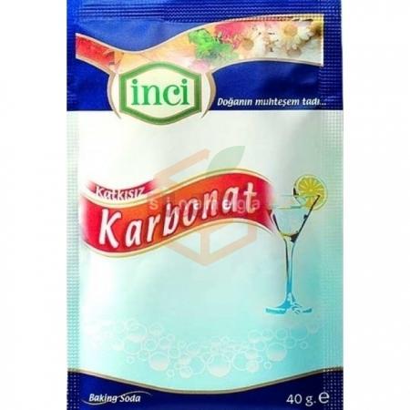 İnci Karbonat 40gr - 24`lü Paket | Gıda Ambarı
