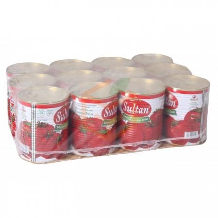 Sultan Salça 1kg - 12`li Koli | Gıda Ambarı