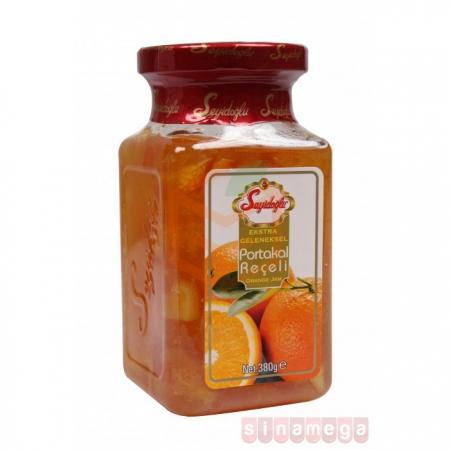 Seyidoğlu Portakal Reçeli 380gr - 12li Koli    Gıda Ambarı
