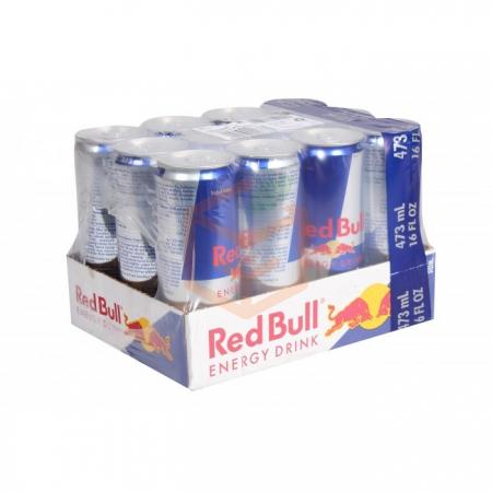 Redbull 473ml(büyük)energy Drınk - 12li Koli  | Gıda Ambarı
