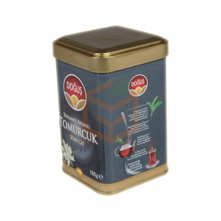 Doğuş (teneke) Tomurcuk Çayı 125gr-32li Koli    Gıda Ambarı