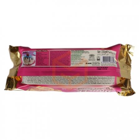 Ülker Dankek Rulo Pasta Çilekli 235gr (ü-00668-02) - 8li Koli    Gıda Ambarı