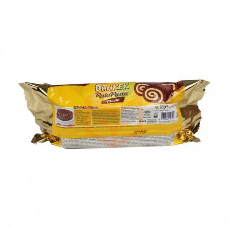 Ülker Dankek Rulo Pasta Muzlu 235gr (ü-01032-05) - 8`li Koli | Gıda Ambarı