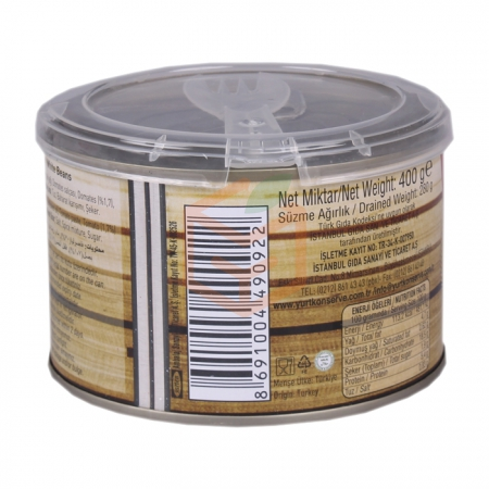 Yurt Çek Bi Kuru 1/2 (400gr)-12li Koli  | Gıda Ambarı