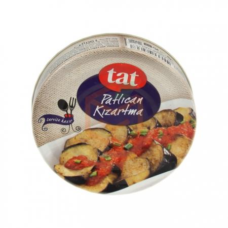 Tat Patlıcan Kızartma 190gr-12li Koli    Gıda Ambarı