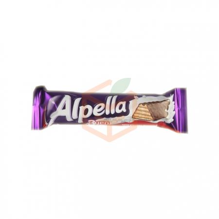 Ülker Alpella 3 Gen Çikolatalı Gofret 28gr (ü:00900-08)-24lü Paket