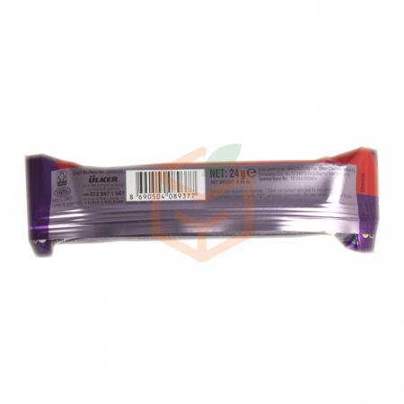 Ülker Alpella 3 Gen Çikolatalı Gofret 28gr (ü:00900-08)-24lü Paket  | Gıda Ambarı