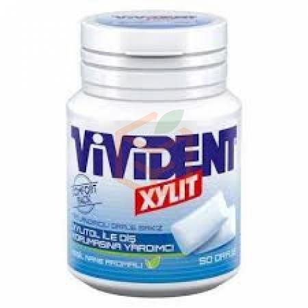 Vivident Comfort Pack Damla Sakızı Aromalı 67gr -12`li Paket | Gıda Ambarı
