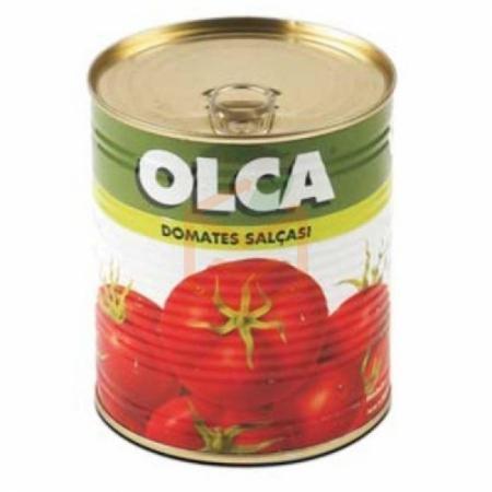 Olca (teneke) 1kg Domates Salçası -24lü Koli  | Gıda Ambarı