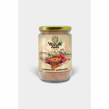 Yörük Ana Çiftliği Domates Çorbası 400gr -6`lı Koli (kavanoz) | Gıda Ambarı