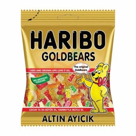 Haribo Altın Ayıcık (gold Bears) 80gr - 36`lı Koli | Gıda Ambarı