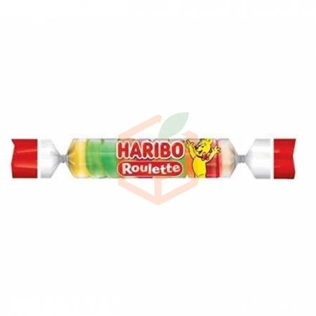 Haribo Roulette 25gr -48`li Paket | Gıda Ambarı