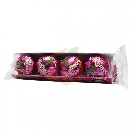 Ülker Çokomel Çilekli 4lü Paket 48gr - 30lu Koli  | Gıda Ambarı