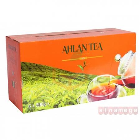 Ahlan Tea Opa 500gr (turuncu) - 6lı Koli  | Gıda Ambarı