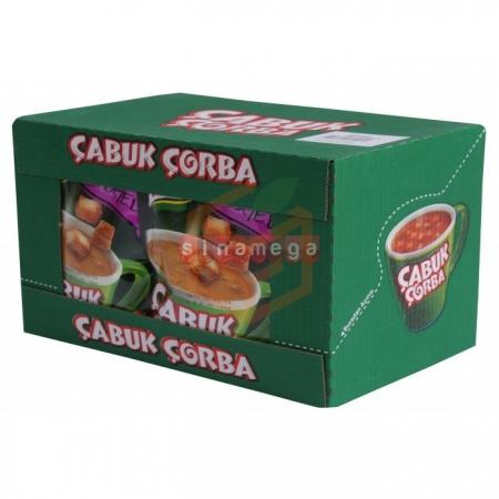 Knorr Çabuk Çorba Ezogelin - 24lü Paket  | Gıda Ambarı