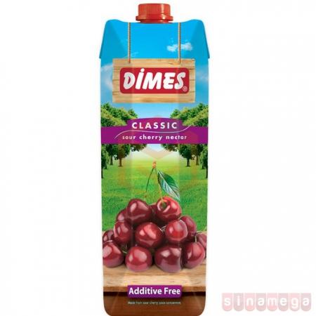 Dimes Vişne 1lt - 12li Koli | Gıda Ambarı