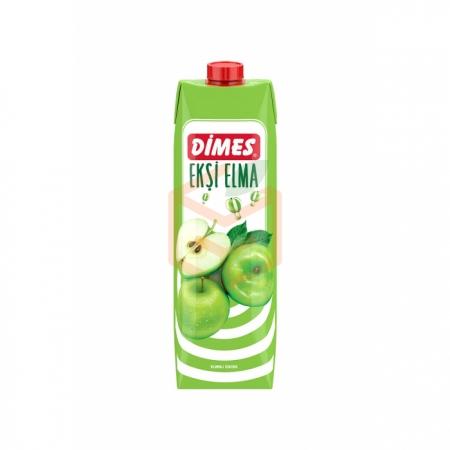 Dimes Ekşi Elma 1lt-12li Koli | Gıda Ambarı