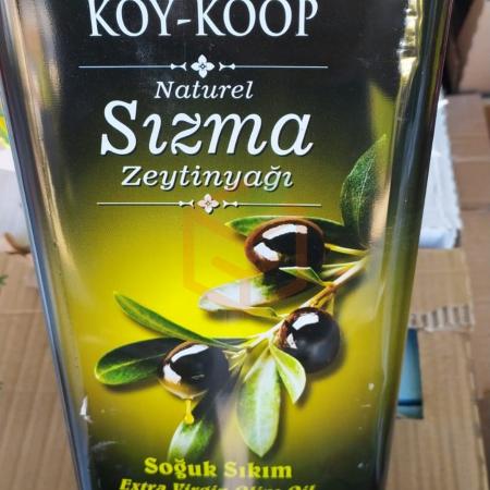 Zeytinyağı 5lt Sizma   Gıda Ambarı