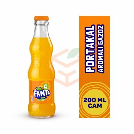 Fanta Fuji 200ml -24lü Koli   Gıda Ambarı