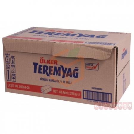 Ülker Terem Margarin 250 Gr - 48li   Gıda Ambarı