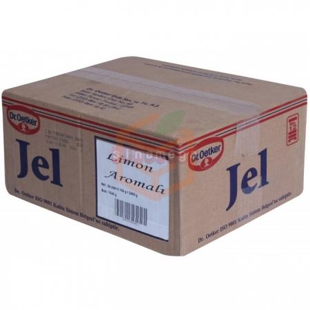 Dr.oetker Jel Limon Arom.100gr - 24lü Paket   Gıda Ambarı