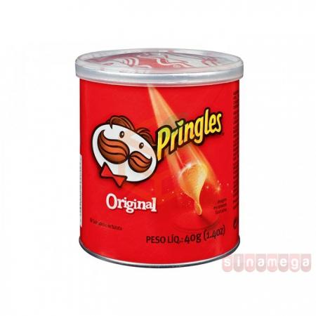 Pringles Original 40gr(kırmızı) - 12li Koli   Gıda Ambarı