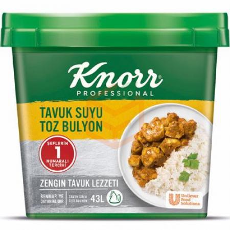 Knorr Tavuk Bulyon 750 Gr   Gıda Ambarı