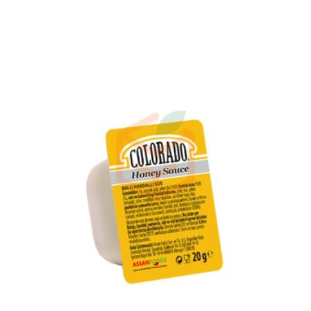 Colorado Küvet Ballı Hardal 20 Gr*120   Gıda Ambarı
