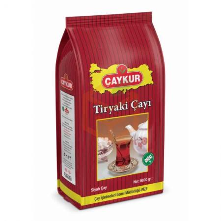 Çaykur Tiryaki Çay 5 Kg | Gıda Ambarı