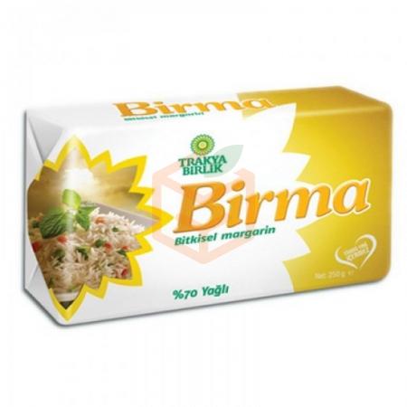 Birma Margarin 250 Gr | Gıda Ambarı