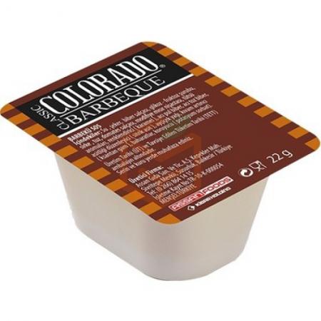 Colorado Küvet Barbekü Sos 22 Gr*120   Gıda Ambarı