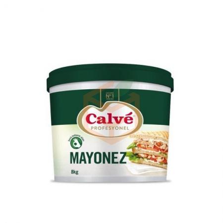 Calve Mayonez 8 Kg   Gıda Ambarı
