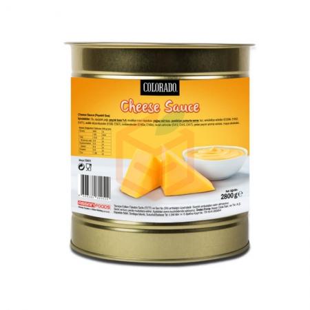 Colorado Cheddar Peynir Sosu 2,8 Kg