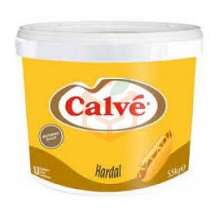 Calve Hardal 5,5 Kg   Gıda Ambarı