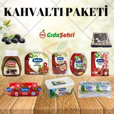 Kahvaltı Paketi | Gıda Ambarı