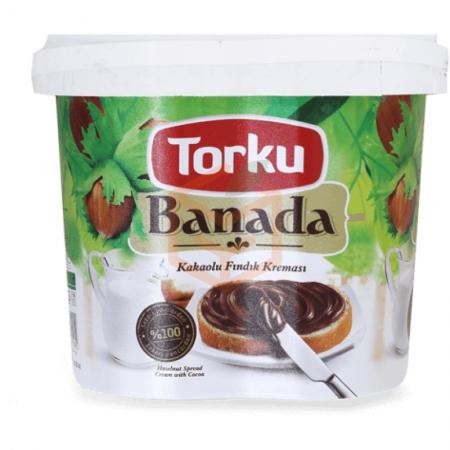 Torku Banada Kakaolu Fındık Kreması 2,5 Kg