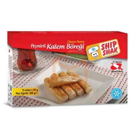 Sanpa Ship Shak Peynirli Kalem Böreği 20 Gr*15 | Gıda Ambarı