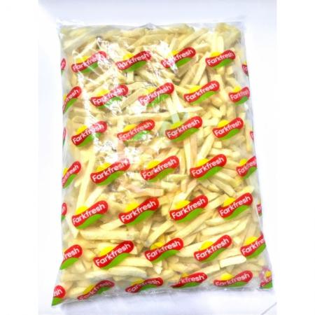 Farkfresh 11*11 Parmak Patates 2,5 Kg (min. 12.5 Kg)   Gıda Ambarı