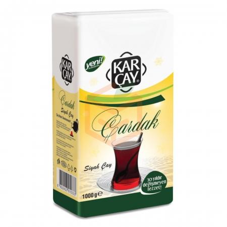 Karçay Çardak Siyah Çay 1000 Gr 12 Adet | Gıda Ambarı
