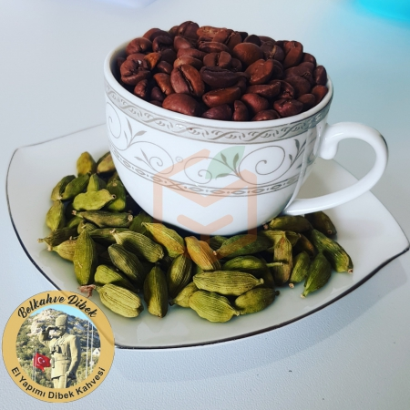 1kg Özel Karışım Dibek Kahvesi Belkahve Dibek   Gıda Ambarı