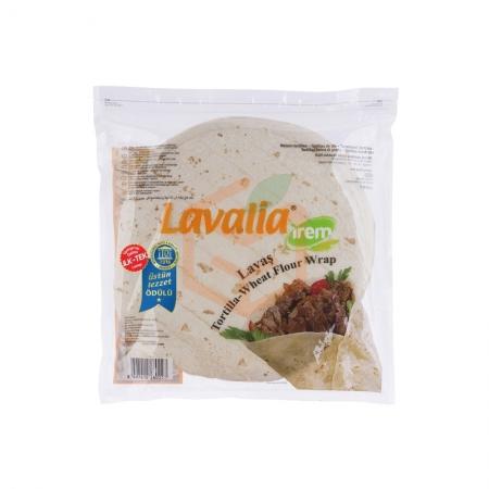 Tortilla Lavaş Ekmeği 15 Cm