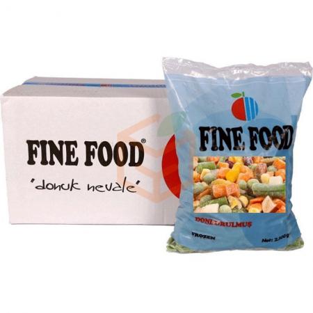 Fine Food Sebze Mix 2,5 Kg (min. 2.5 Kg)  | Gıda Ambarı