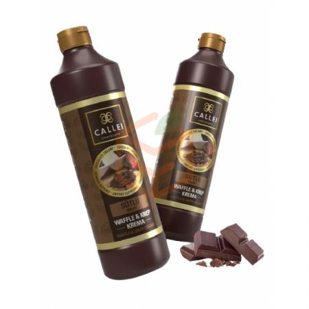 Callei Sütlü Sos (waffle - Krep - Pankek) 1 Kg | Gıda Ambarı