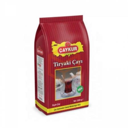 Çaykur Edt Tiryaki Çay 2 Kg | Gıda Ambarı