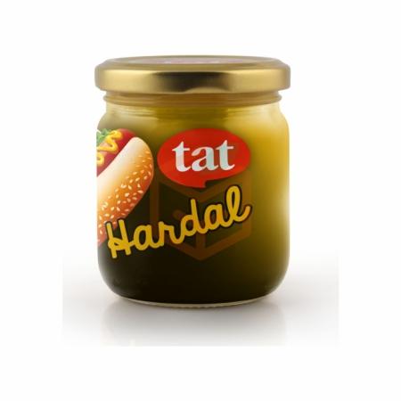 Tat Cam Hardal 190gr-12li Koli | Gıda Ambarı