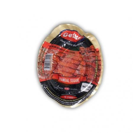 Gelka 250 Gr. Dana Vakumlu Kangal Sucuk   Gıda Ambarı