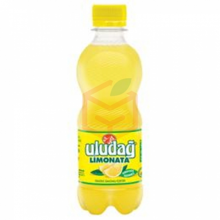 Uludağ Limonata 330ml -24lü Koli | Gıda Ambarı